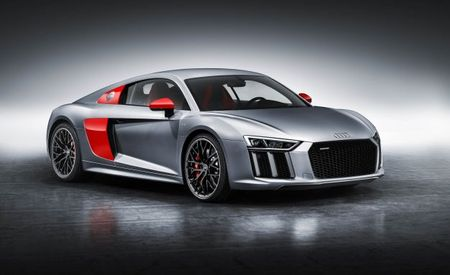 The Audi R8 Audi Sport Edition Adds Audi Sportiness to the Sporty Audi R8