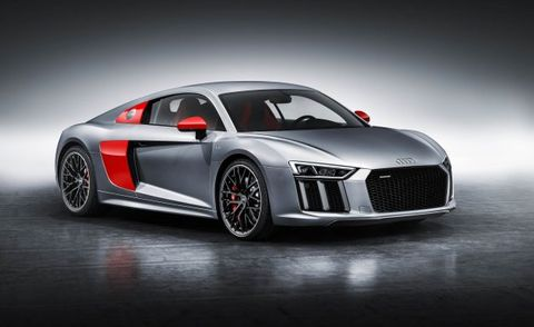 2017 Audi R8 Coupe Sport Edition