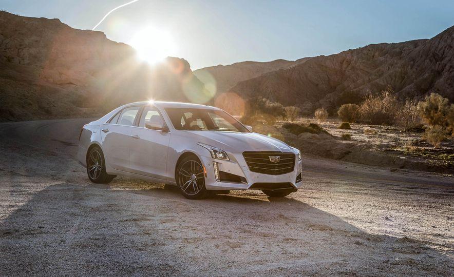 2017 Cadillac CTS V-Sport - Slide 2