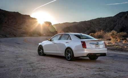 Cadillac to Ax ATS, CTS, XTS Nameplates, Will Go to Three-Sedan Lineup