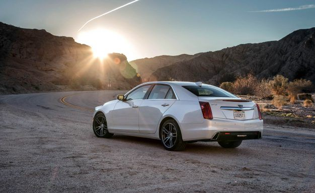 2020 cadillac ct5 sports sedan spied will battle the 3 series news car and driver. Black Bedroom Furniture Sets. Home Design Ideas