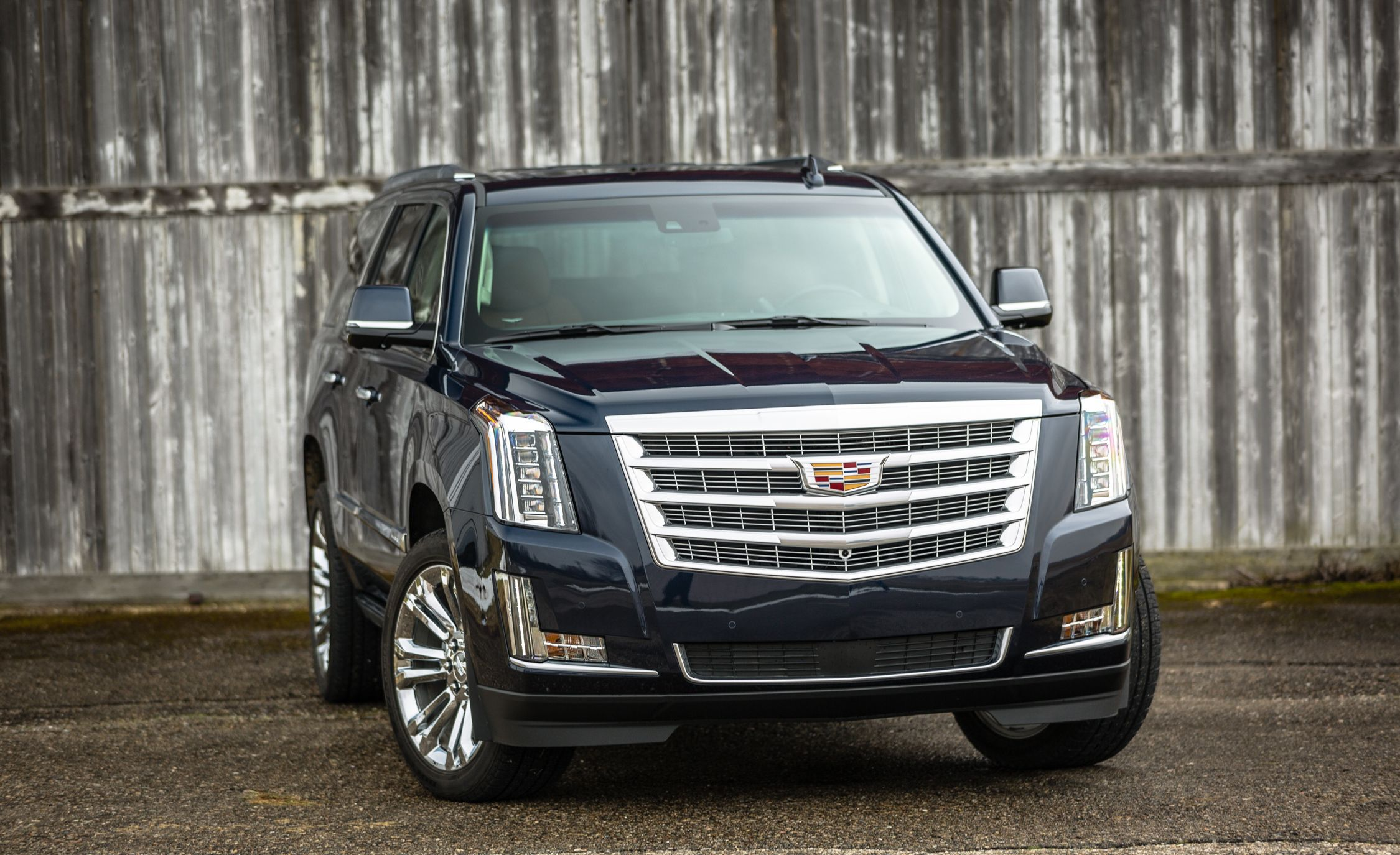 2019 Cadillac Escalade Esv Reviews Price Photos And Specs Car Driver