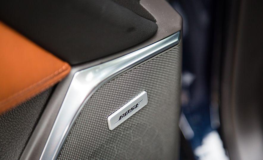 2017 Cadillac Escalade - Slide 42