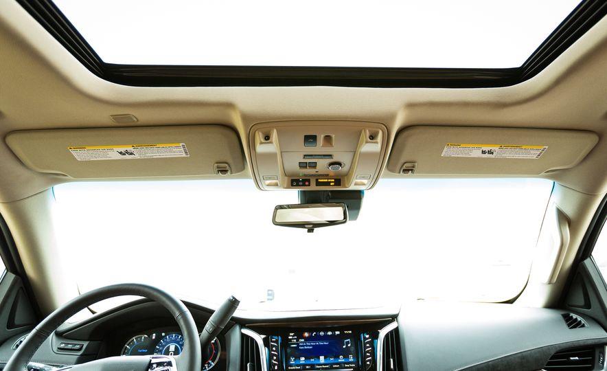 2017 Cadillac Escalade - Slide 50