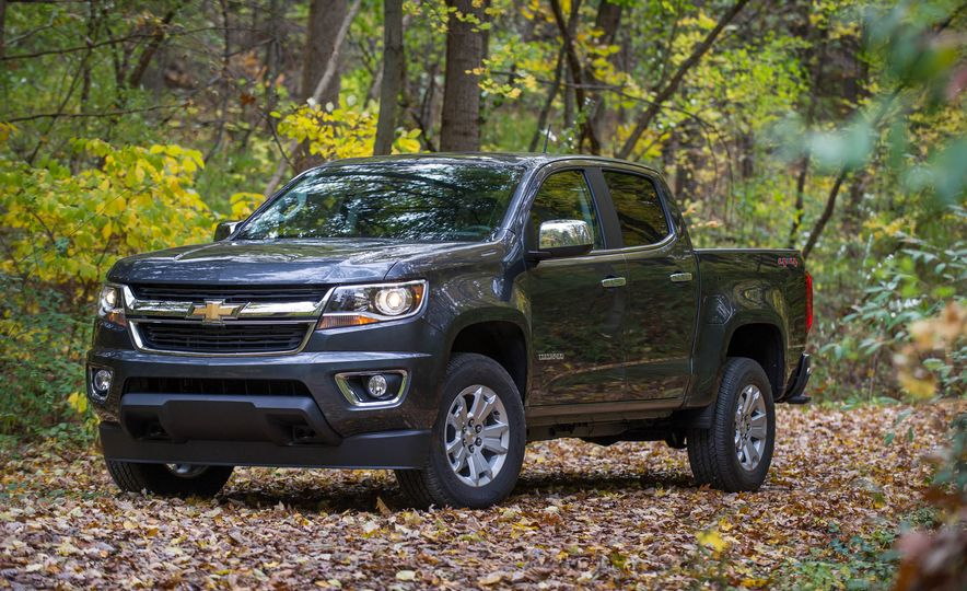 Eight Intriguing Truck and SUV Lease Deals of the Moment - Slide 9