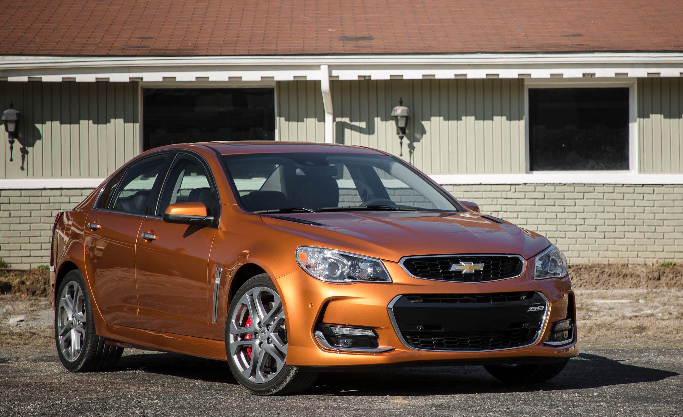 Chevrolet SS Reviews | Chevrolet SS Price, Photos, and Specs | Car ...