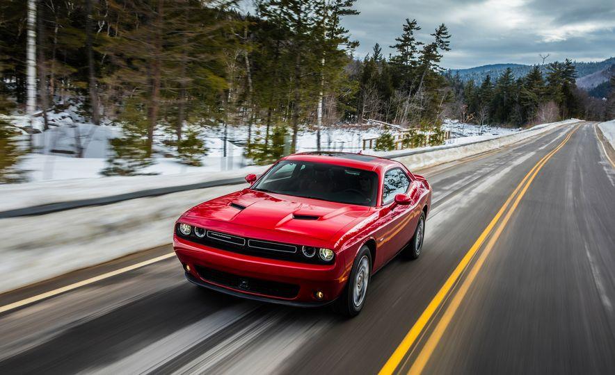 2017 Dodge Challenger GT AWD - Slide 2