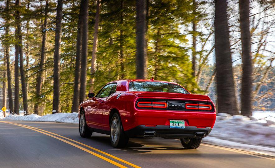 2017 Dodge Challenger GT AWD - Slide 6