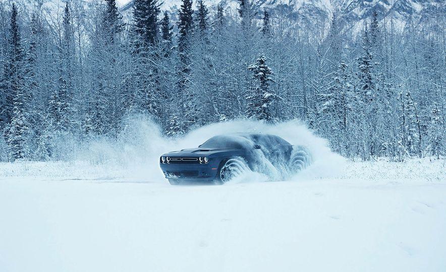 2017 Dodge Challenger GT AWD - Slide 43