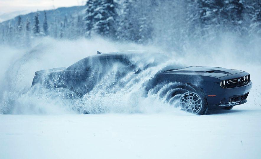 2017 Dodge Challenger GT AWD - Slide 44
