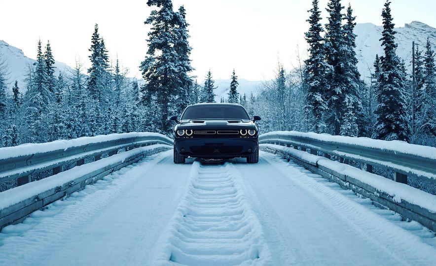 2017 Dodge Challenger GT AWD - Slide 45