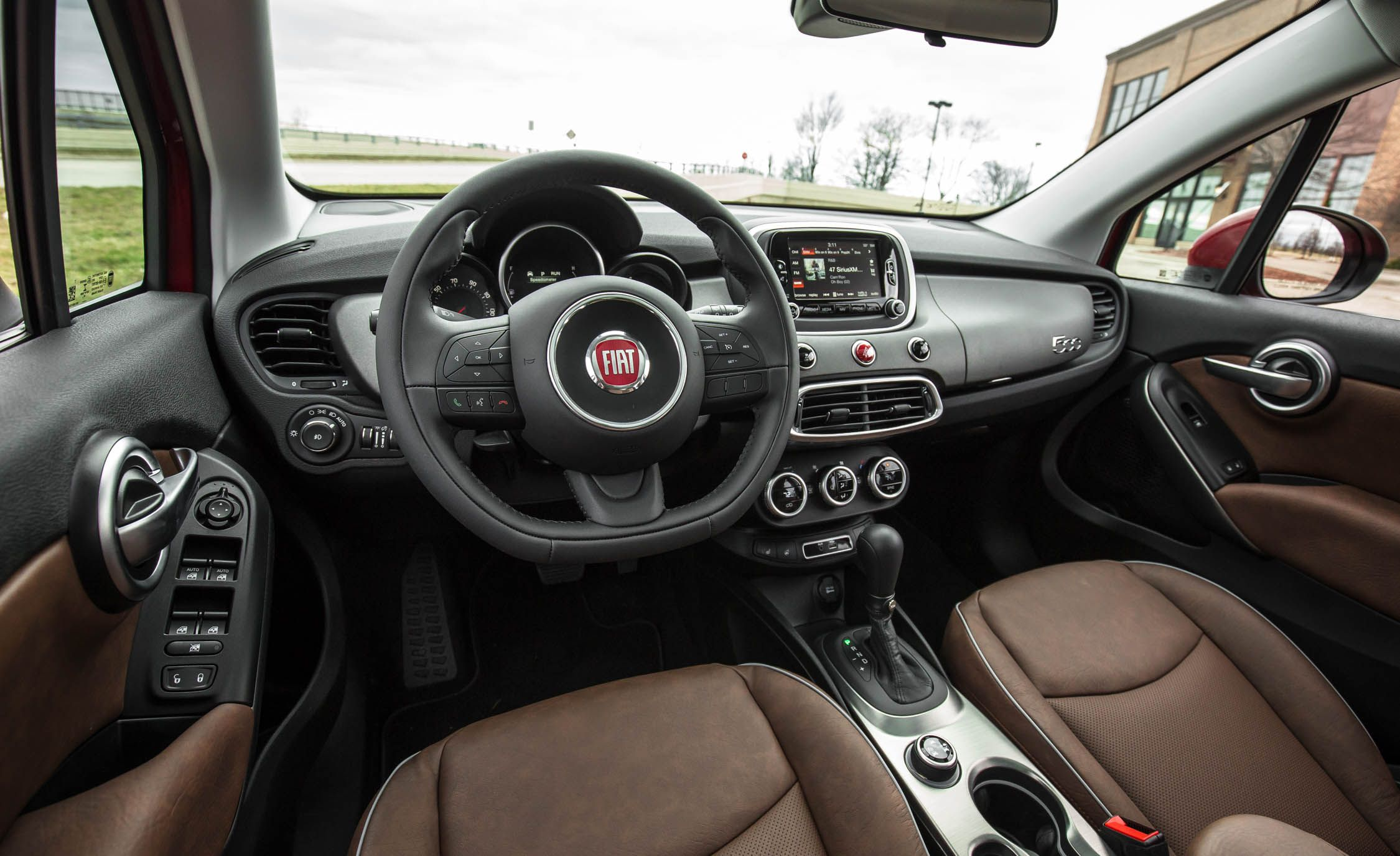 fiat and paris optional speed interior makes automatic awd debut with
