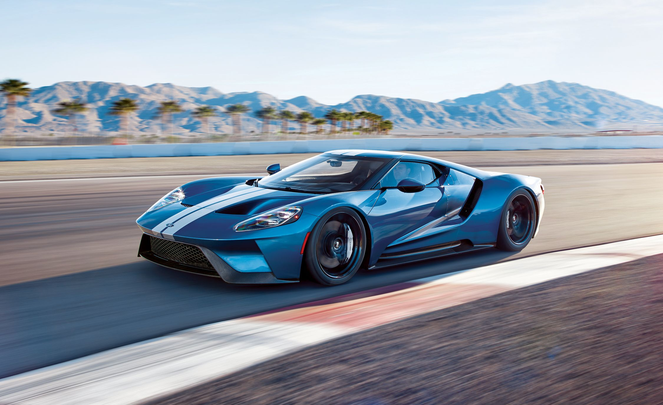 Ford Gt Supercar First Ride Review Car And Driver