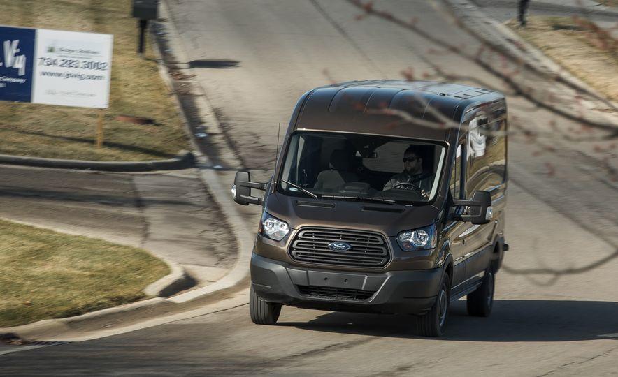 2017 Ford Transit 350 Cargo Mid-Roof - Slide 1