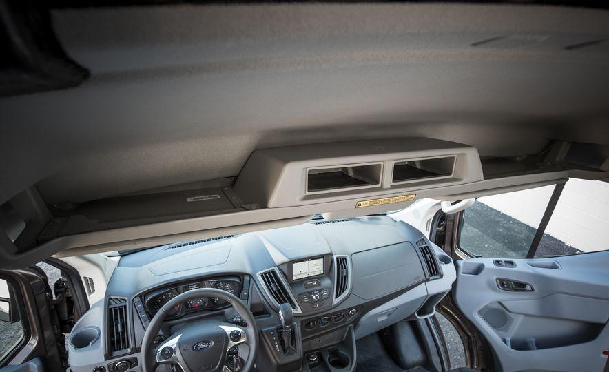 2017 Ford Transit 350 Cargo Mid-Roof - Slide 37