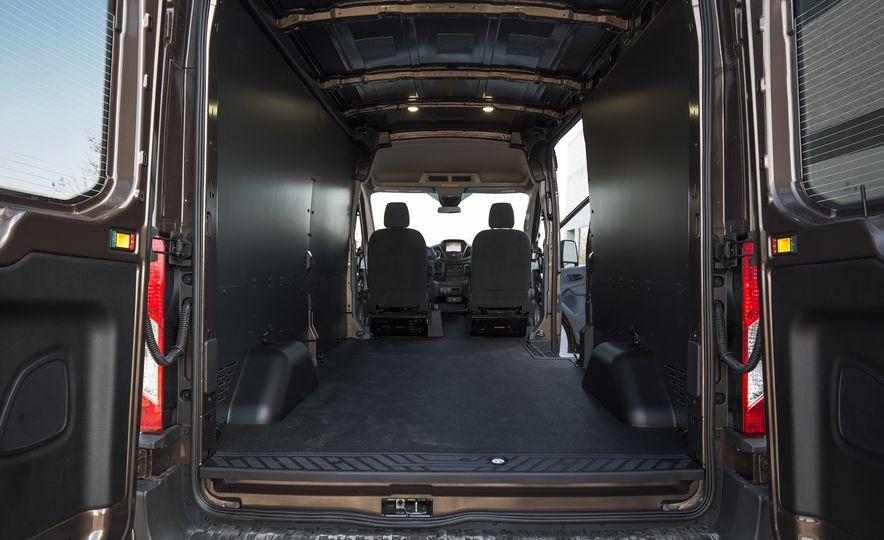2017 Ford Transit 350 Cargo Mid-Roof - Slide 40