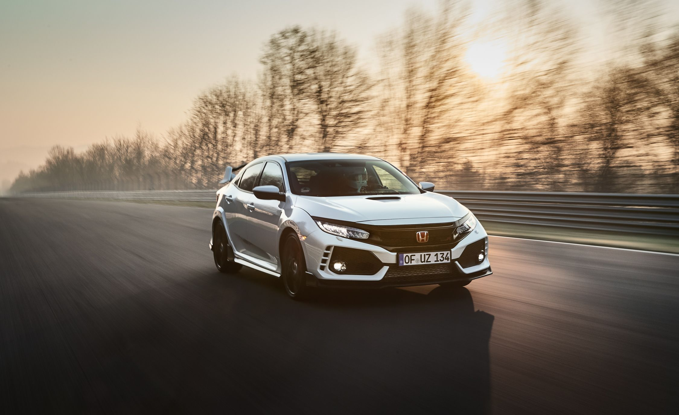 2017 Honda Civic Type R Fuel Economy Released  News  Car and