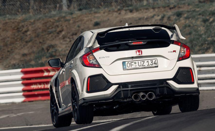 2017 Honda Civic Type R - Slide 13