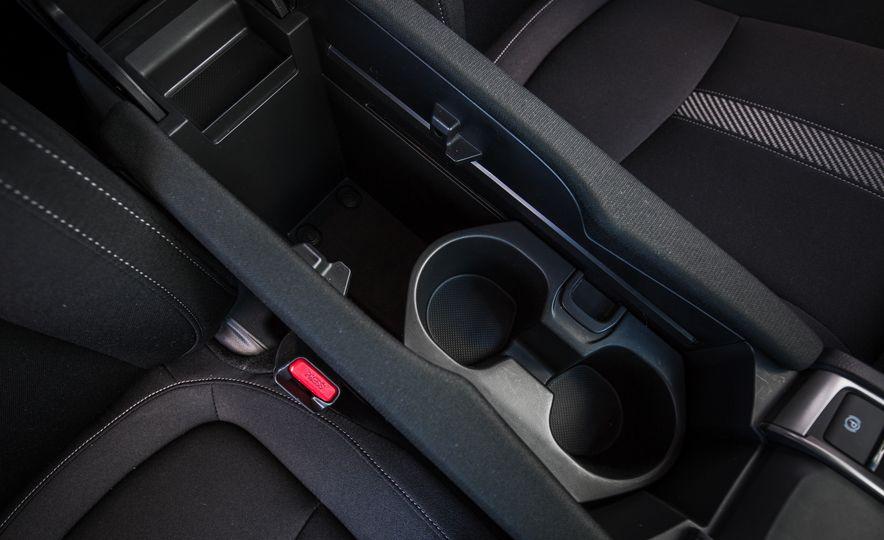2017 Honda Civic hatchback - Slide 48