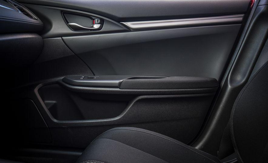 2017 Honda Civic hatchback - Slide 52