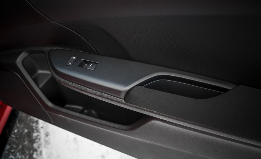 2017 Honda Civic hatchback - Slide 53