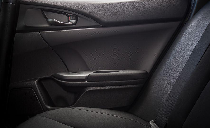2017 Honda Civic hatchback - Slide 54