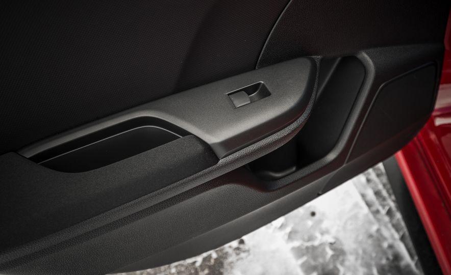 2017 Honda Civic hatchback - Slide 55