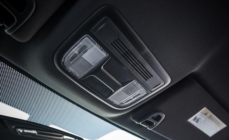 2017 Honda Civic hatchback - Slide 57
