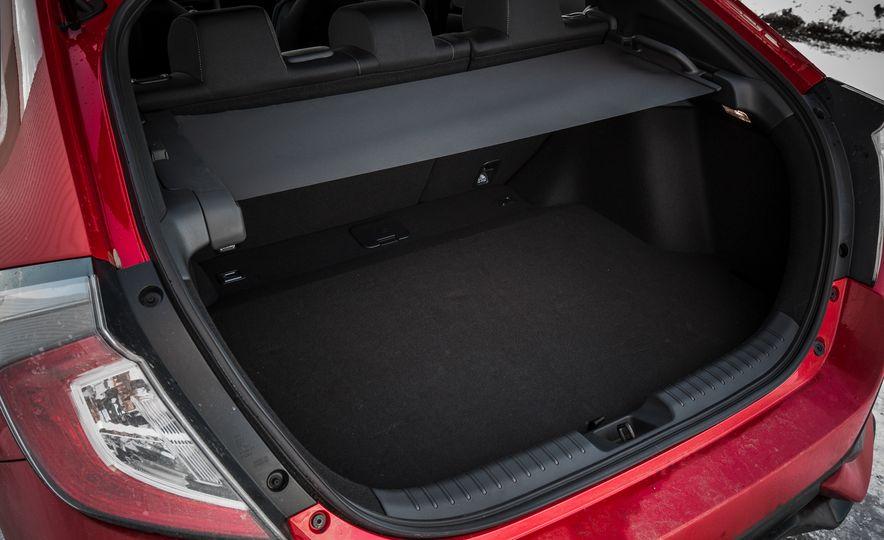 2017 Honda Civic hatchback - Slide 59