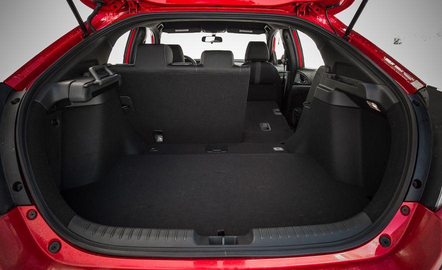 2017 Honda Civic hatchback - Slide 62