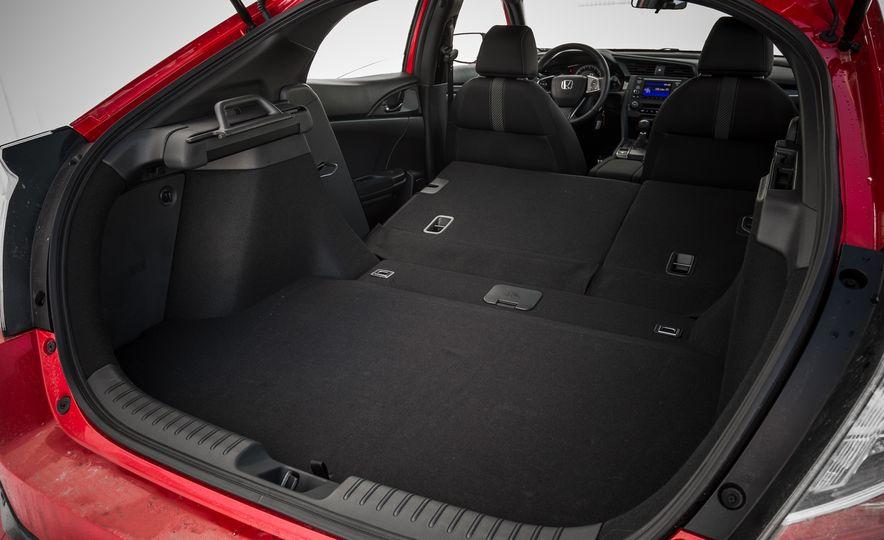 2017 Honda Civic hatchback - Slide 64