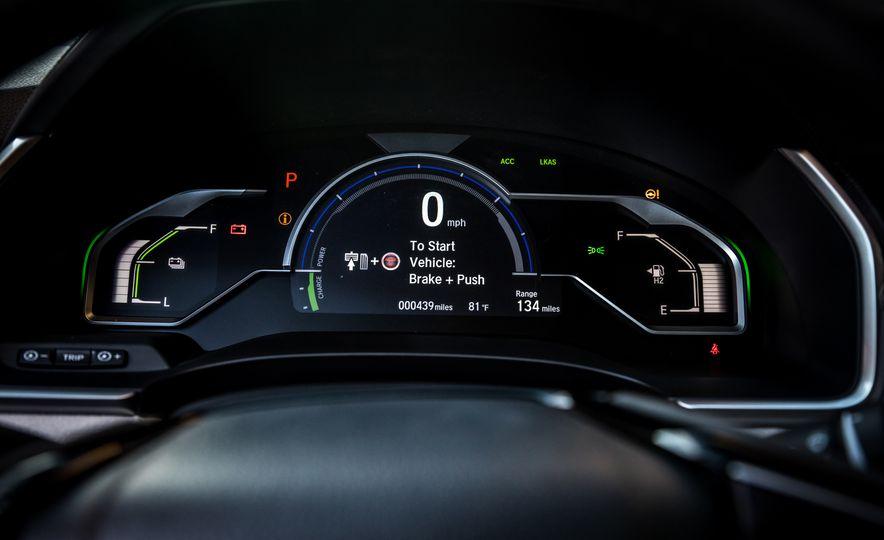2017 Honda Clarity Fuel Cell - Slide 12