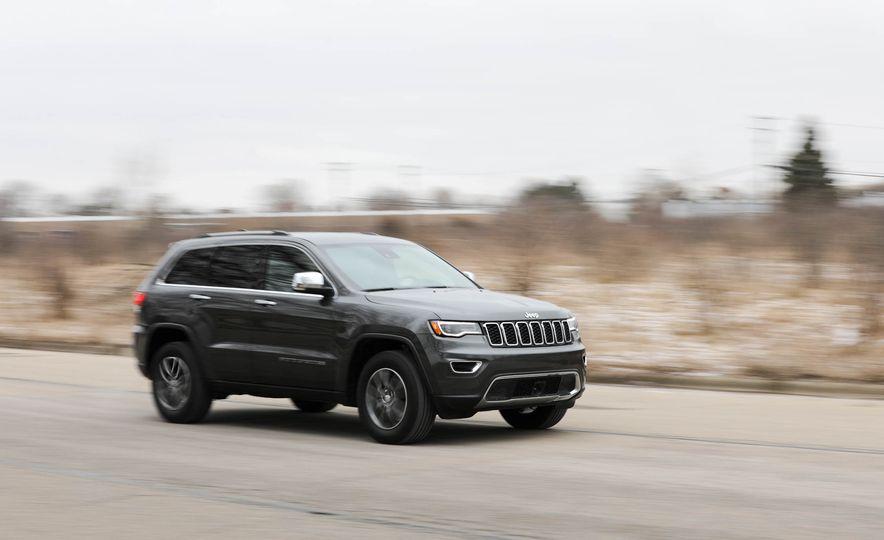 2017 Jeep Grand Cherokee - Slide 2