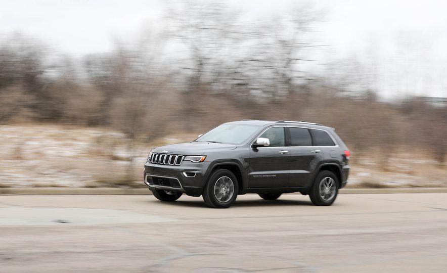 2017 Jeep Grand Cherokee - Slide 4