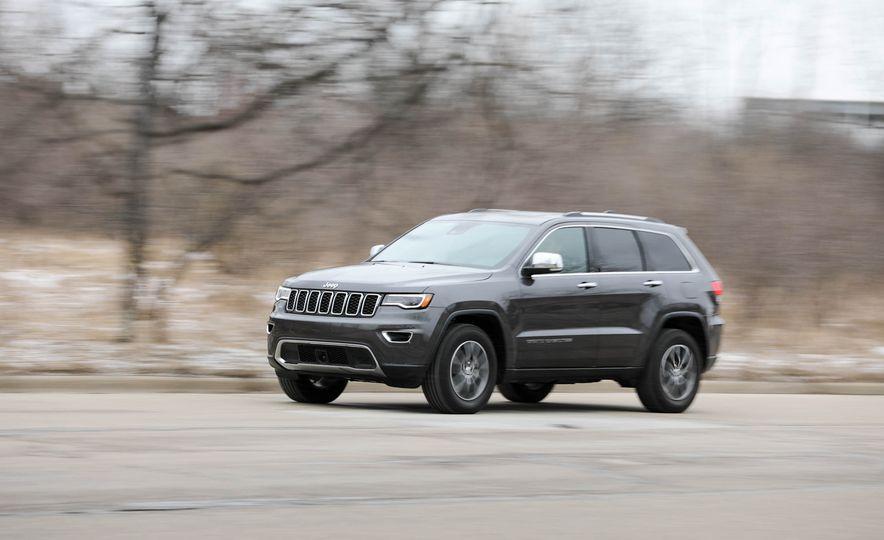 2017 Jeep Grand Cherokee - Slide 5