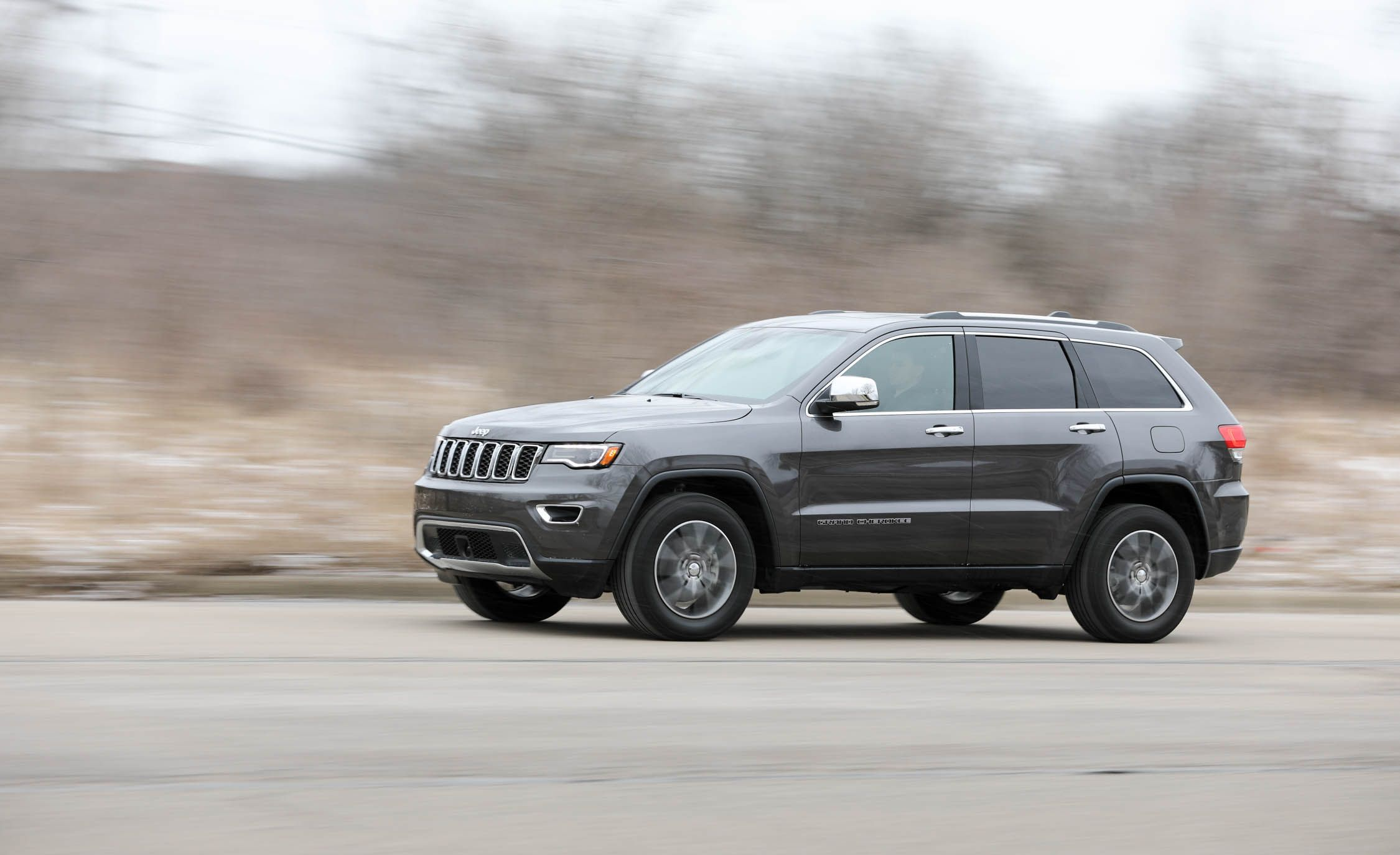 2019 Jeep Grand Cherokee Reviews Price Photos And Specs Car Driver