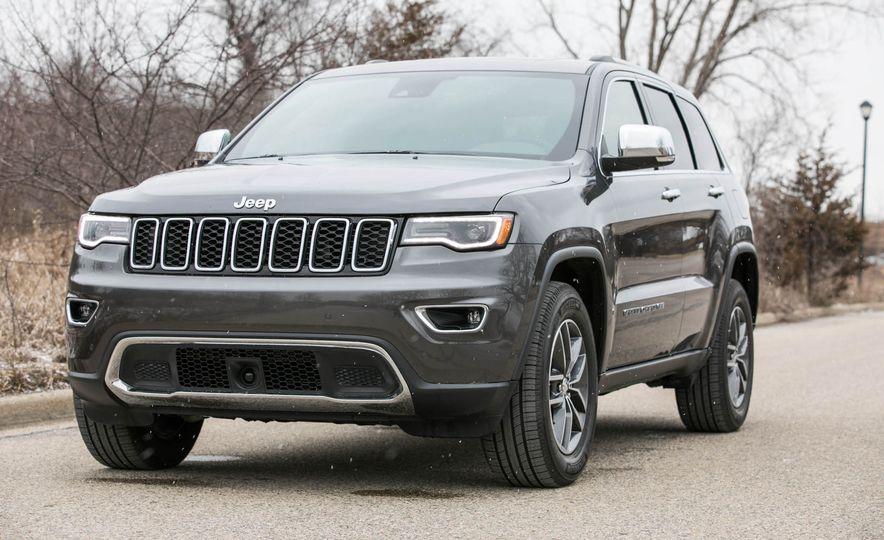 2017 Jeep Grand Cherokee - Slide 10