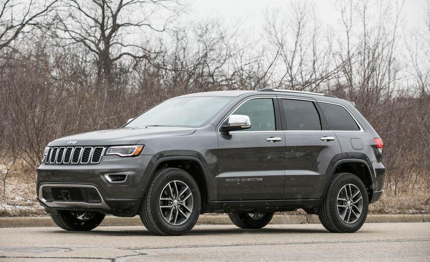 2017 Jeep Grand Cherokee - Slide 11