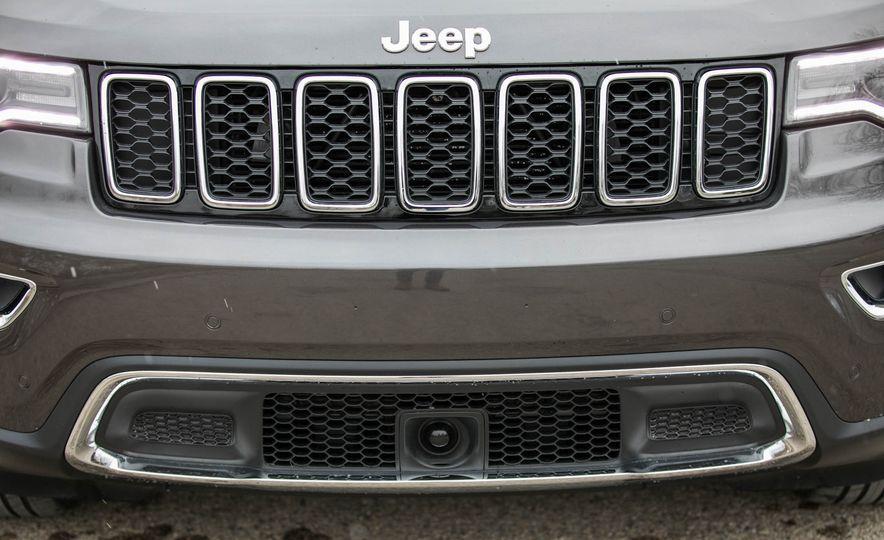 2017 Jeep Grand Cherokee - Slide 19
