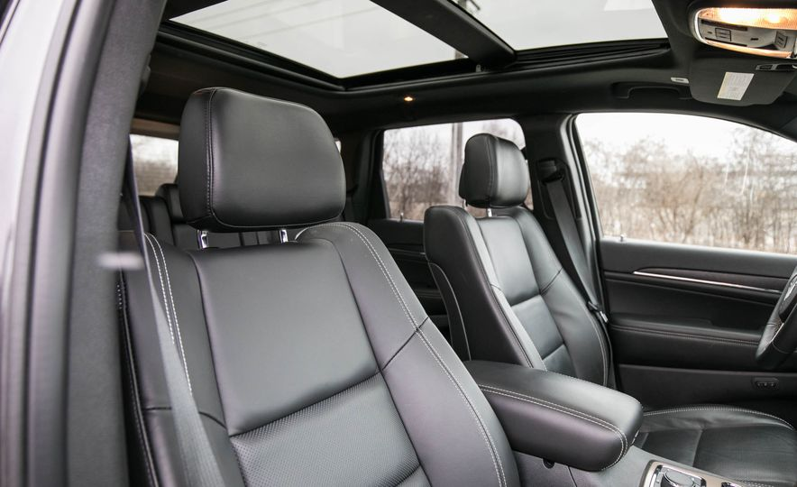2017 Jeep Grand Cherokee - Slide 59
