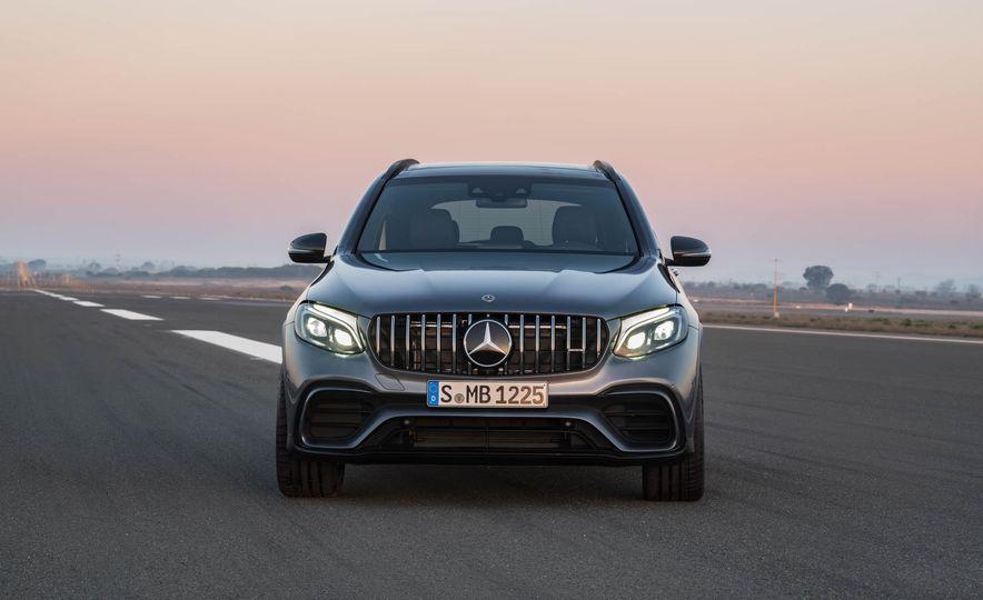 2018 Mercedes-AMG GLC63 - Slide 18