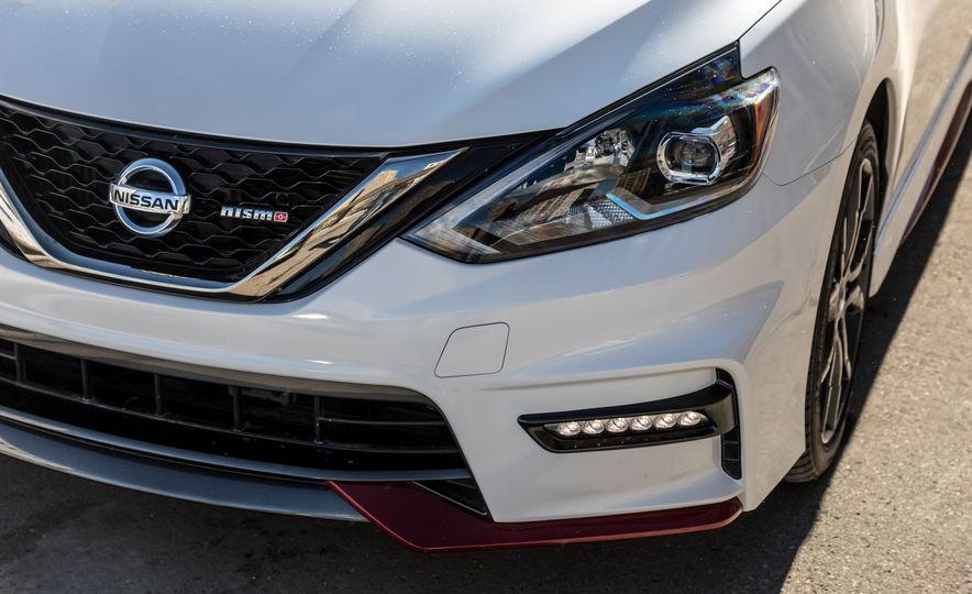 2017 Nissan Sentra NISMO - Slide 6