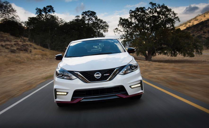 2017 Nissan Sentra NISMO - Slide 13