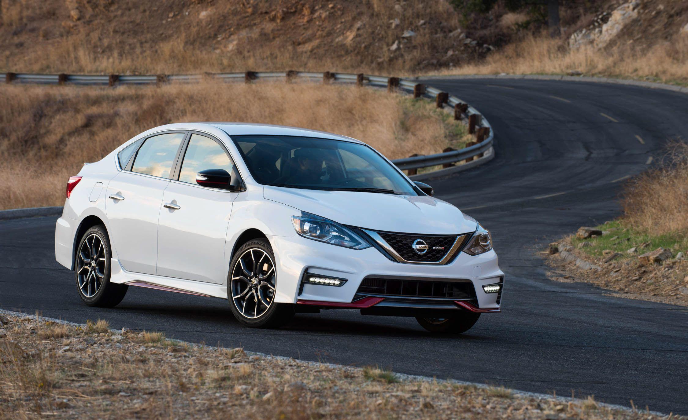 Nissan Sentra Nismo Reviews Price Photos And Specs Car Driver