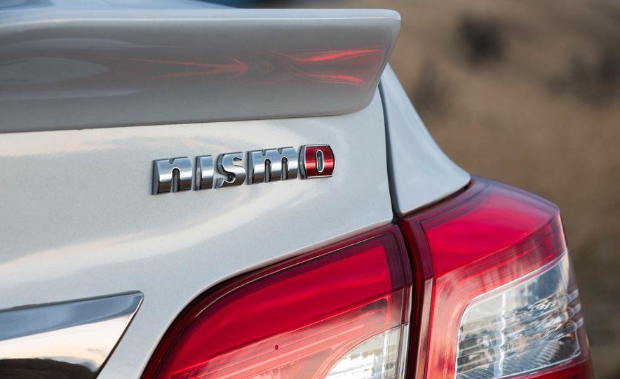 2017 Nissan Sentra NISMO - Slide 29