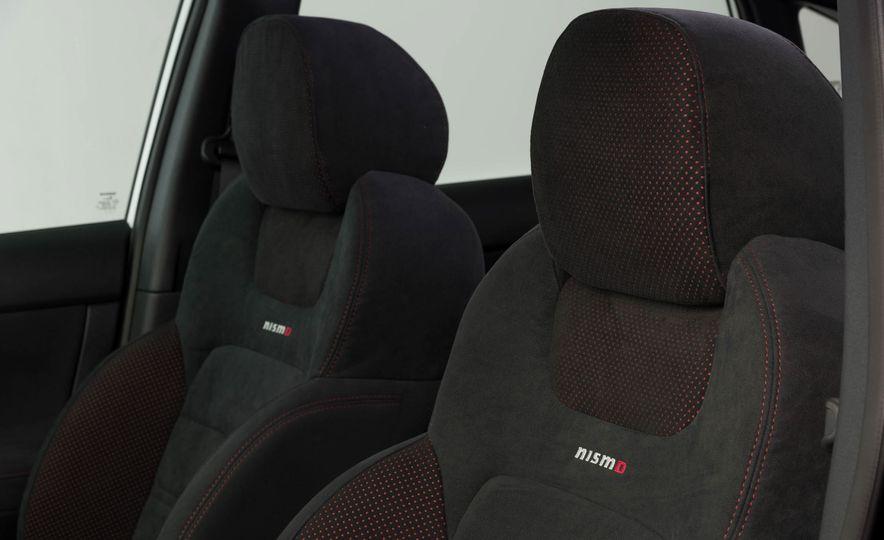 2017 Nissan Sentra NISMO - Slide 32