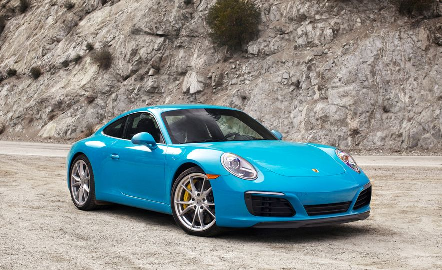 Development of a Porsche 911 Plug-In Hybrid Is Truly Dead - Slide 1