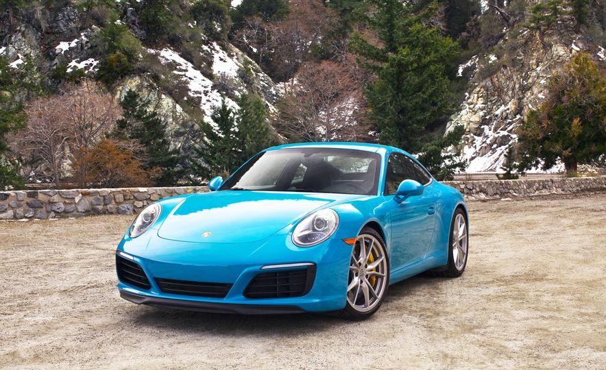 Development of a Porsche 911 Plug-In Hybrid Is Truly Dead - Slide 2