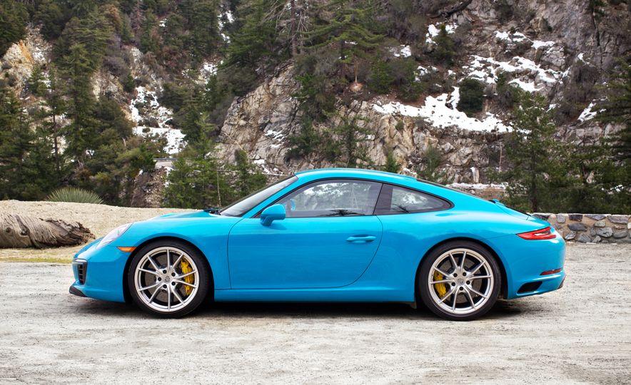 Development of a Porsche 911 Plug-In Hybrid Is Truly Dead - Slide 3