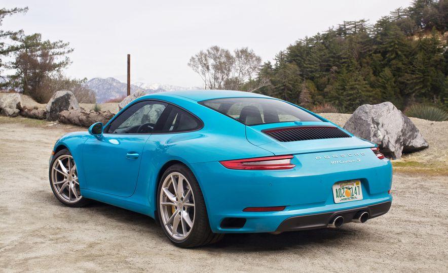 Development of a Porsche 911 Plug-In Hybrid Is Truly Dead - Slide 4
